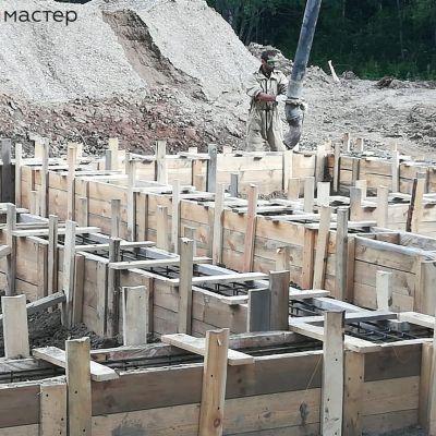 Строительство гостиницы на загородной базе