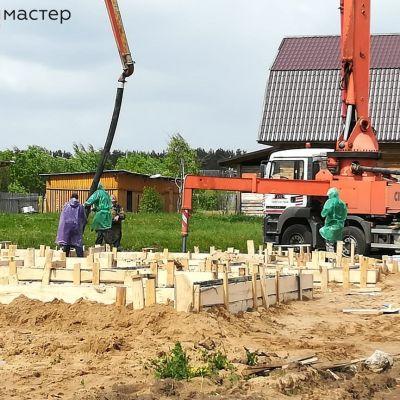 п. Парфеньево, Строительство индивидуального жилого дома